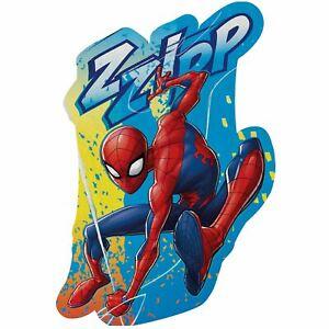 Spiderman-en-Forme-de-Plage-Serviette-Grand-Enfants