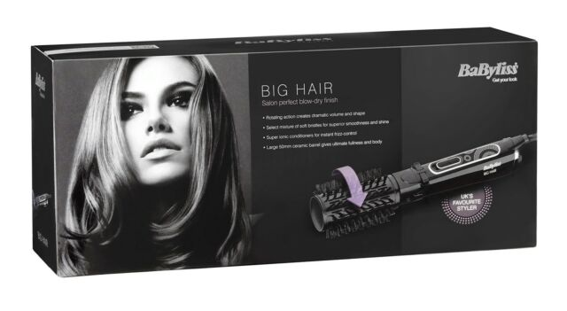 Babyliss Big Hair 50 mm Rotating Hot Air Styling Brush
