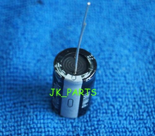 50pcs 470uF 100V 105°C Radial Electrolytic Capacitor 16x25mm