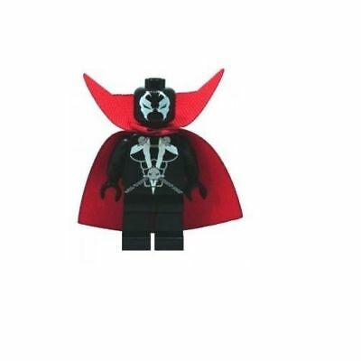 SPAWN FIGURE MINI Blocks PLAY WITH LEGOS USA SELLER NIP