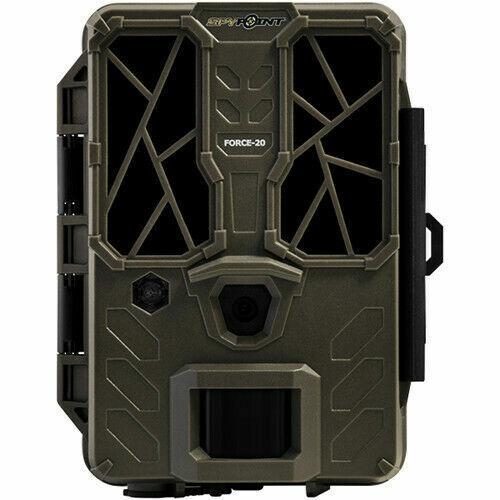 UK Spypoint FORCE 20 Trail Nature Camera 20 Meg FREE 16Gb SDHC USB Reader