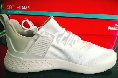PUMA MENS Insurge Mesh sneakers