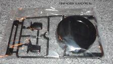 New Tamiya 58132 / 49490 Pajero Metal Top Wide CC-01 J Tree Mirrors / Spare Part