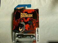 Hot Wheels 2011 The Batman Batmobile Walmart Exclusive Commemorative 1/8