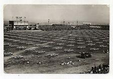 Original Vintage German Ww2 Photograph Bdm Mass At Event 14x9 Cms Frauleins