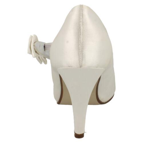 Femmes F9698 Satin Bridal Escarpins par Anne Michelle £ 19.99