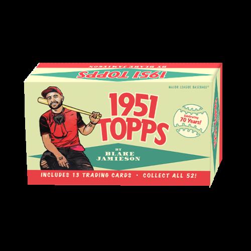 ? 1951 Topps by Blake Jamieson - Week 1 2 3 4 You Pick Card ? Rookies RC Stars