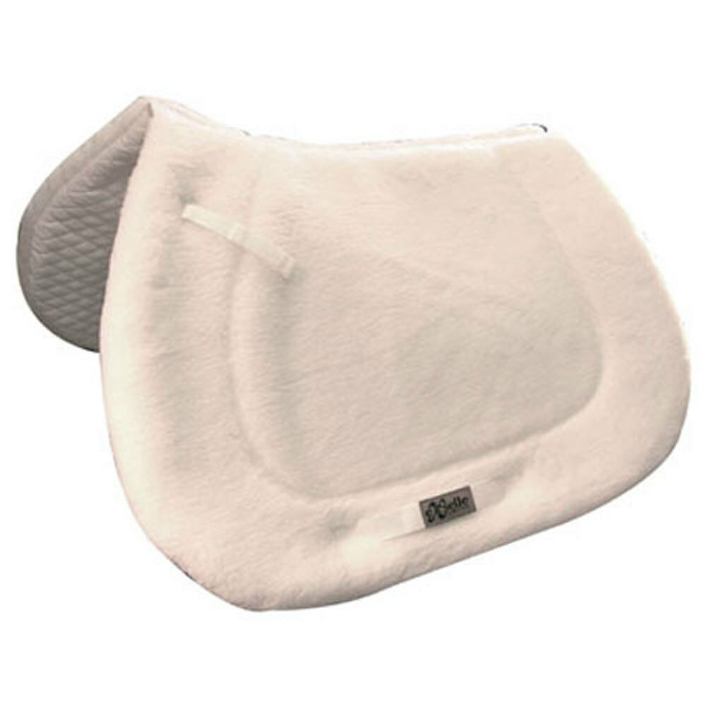 NEW Exselle Wither Relief English Saddle Pad