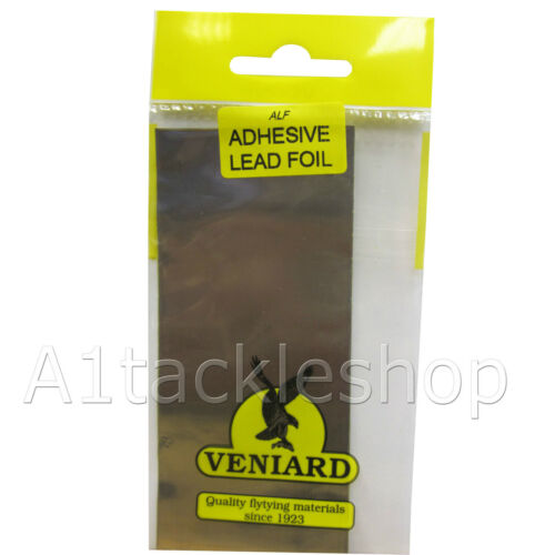Veniard Lead Wire and Lead Foil for Fly Tying and Craft