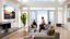 No-hay-brechas-Samsung-TV-de-montaje-en-pared-marco-para-BN96-43501J-Q7-Q8-Q9-qled-TV miniatura 11