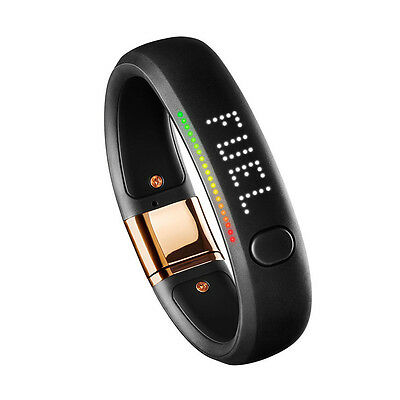 Nike + FuelBand SE Black/Rose Gold Medium/Large M/L Brand New LTD Fuel Band