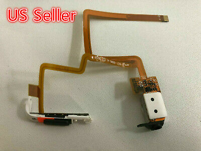 5pcs Audio Headphone Jack /& Hold Switch for iPod Video 5th Gen 30GB