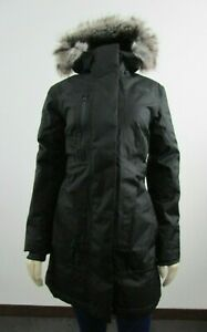 NWT-Womens-The-North-Face-TNF-Downtown-Parka-Warm-Down-Winter-Jacket-Black