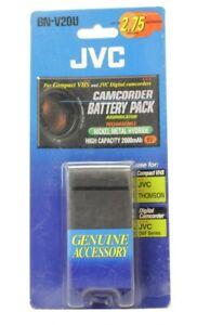 JVC-BN-V20U-Batterie-D-039-origine-pour-VHS-C-camescope-Ref-K-604