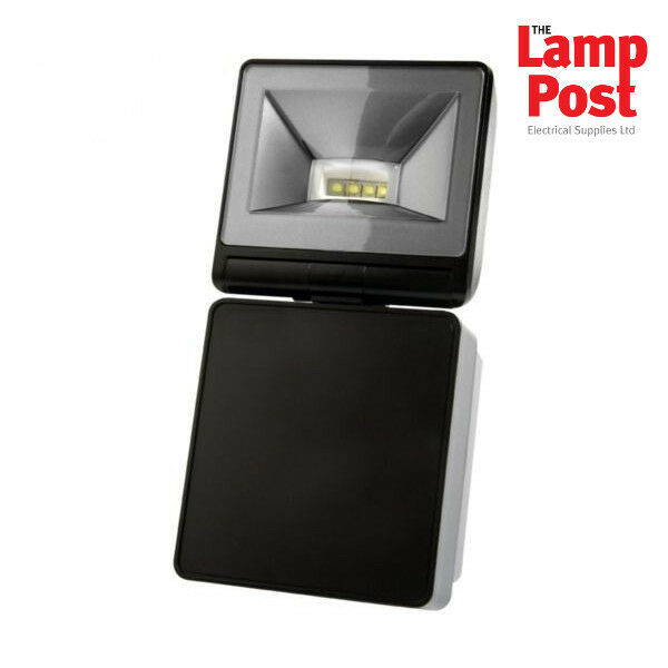 Timeguard led100flb 8w LED ENERGY SAVER per ambienti-Nero