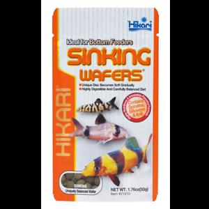 Hikari-Sinking-Wafers-for-Bottom-Feeders-110g-Fish-Food-Loach-Catfish