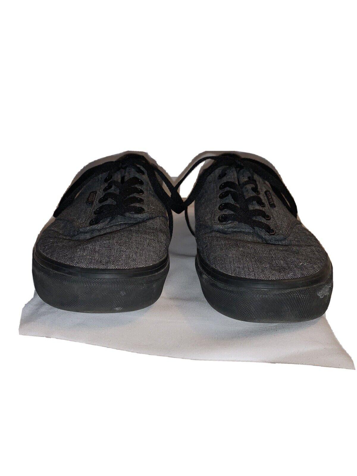 black slip on vans cheap