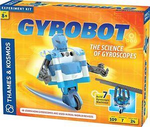 Thames-and-Kosmos-620301-Gyrobot-Gyroscopic-7-Model-Robot-Kit