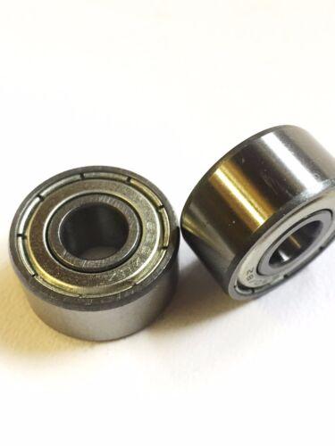 630-8 zz 608-11 zz HIGH PERFORMANCE DEEP GROOVE BEARING 8x22x11mm wide