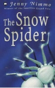 Very-Good-The-Snow-Spider-The-Snow-Spider-Nimmo-Jenny-Paperback