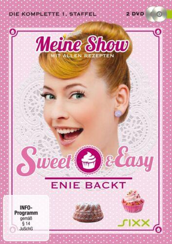 1 von 1 - SWEET & EASY: Enie Backt - Staffel 1 (2 DVDs) *NEU OPV*