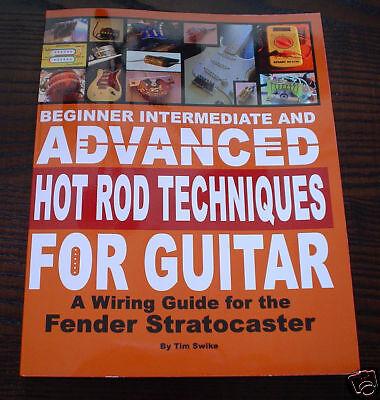 fender strat stratocaster guitar wiring diagrams book ebay rh ebay com