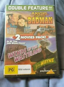 Angel-and-the-Badman-Winds-of-the-Wasteland-Double-Feature-NEW-SEALED-c6