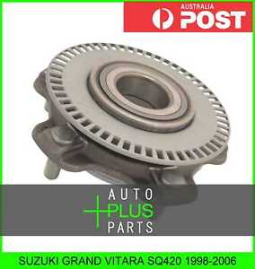 Fits-SUZUKI-GRAND-VITARA-SQ420-Front-Wheel-Bearing-Hub