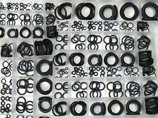 500pc Rubber O Rings Tap Washers Gasket Set Seal Set Assorted Kit