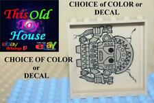 Lego 59349 PANEL 1x6x5 WALL PANEL CHOICE of COLOR NEW or pre-owned
