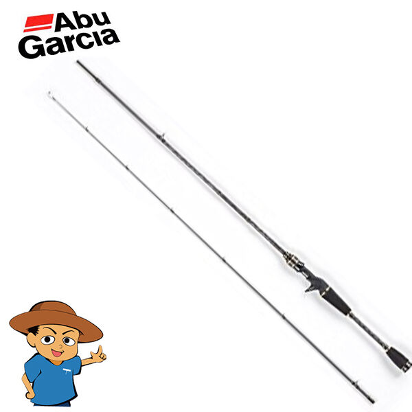 Abu Garcia XROSSFIELD XRFC702M Medium 7' fishing baitcasting rod