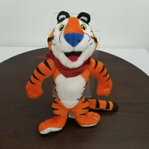 """Kellogg Tony The Tiger Plush Doll Toy Collectable Advertising 11.5"""" VTG 1993"""
