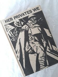 Her-Privates-We-Frederic-Manning-1930-Putnam-FIRST-US-Edition-Rare-Australian