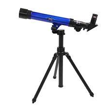Powerful Plastic Astronomical Telescope Tripod Stargazing Educational Kids Toy