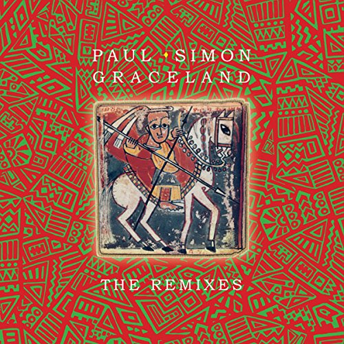 PAUL SIMON Graceland The Remixes CD BRAND NEW