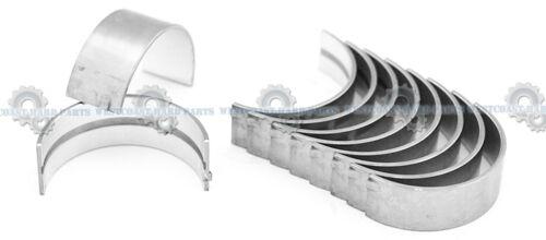 96-00 Honda Del Sol 1.6L D16Y D16Y7 D16Y8 Piston Rings Main Rod Bearings