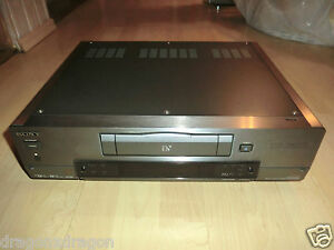 Sony DHR-1000 DV-Recorder, DEFEKT, Panel klemmt & Tape wird nicht ausgeworfen