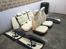 Inkl. UMBAU BMW E91 Touring Lederausstattung Leder Komfort sitze lemon sw edel