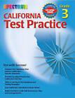 California Test Practice, Grade 3 by Spectrum (Paperback / softback, 2003)