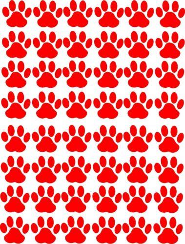 Aufkleber Hundepfoten Hunde Katze Cat Dog Autoaufkleber Pfotenaufkleber Tatzen