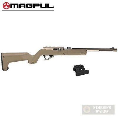 Optic MOUNT 10//22 TakeDown MAG808-BLK MAG799-BLK MAGPUL X-22 BACKPACKER STOCK