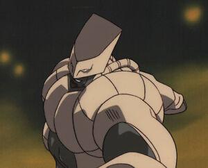 Jojo's Bizarre Adventure Anime Cel Douga Animation Art Dio The World 1993 OVA