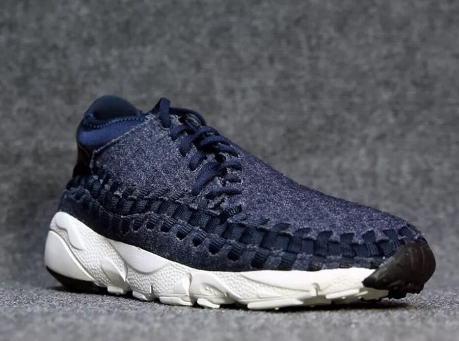 NIKE AIR FOOTSCAPE WOVEN CHUKKA SE Price reduction best-selling model of the brand