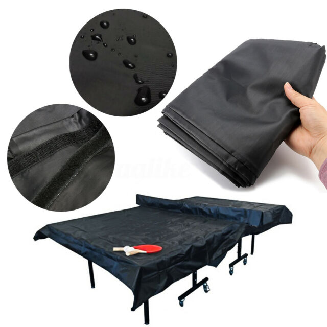 UV Indoor Outdoor Cover Waterproof For Table Tennis Ping Pong Table Double layer