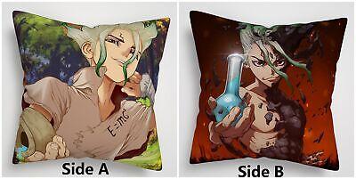 Steins;Gate 0 Anime Kissen Sitzkissen Beidzeitig nur Kissenbezug