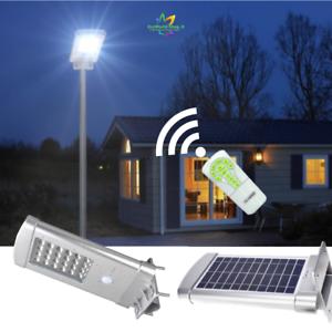 Lampione stradale a energia solare lampioncino Led giardino per esterno faro led