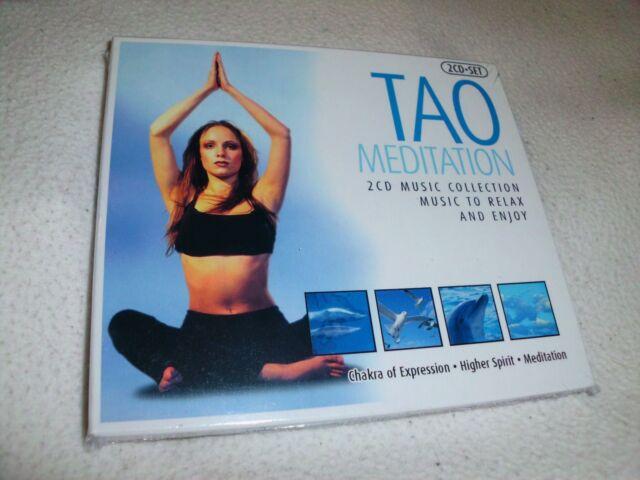 Tao Meditation - Doppel  CD - OVP