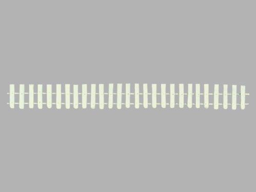 200 cm lang Vollmer H0 45016 Holzzaun