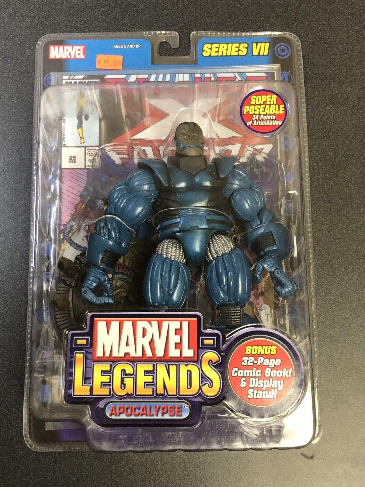 Marvel Legends 6 azione cifra APOCALISSE SERIE 7 giocattolo Biz Nuovo di Zecca