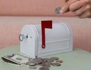 Mailbox-Money-Coin-Bank-FREE-SHIPPING